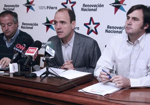 La Bancada de Renovación Nacional dio a conocer su propuesta de temas con miras al discurso del 21 de mayo