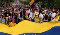 protestas venezuela 1