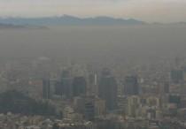 Contaminacion-Santiago-Chile