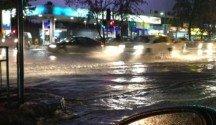 lluvia en stgo