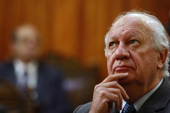 Homenaje al ex Presidente de la República, Patricio Aylwin