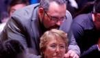 bachelet y su hijo cuestionado