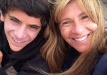 cristobal y su mama