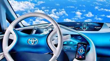 Toyota-Auto-Volador