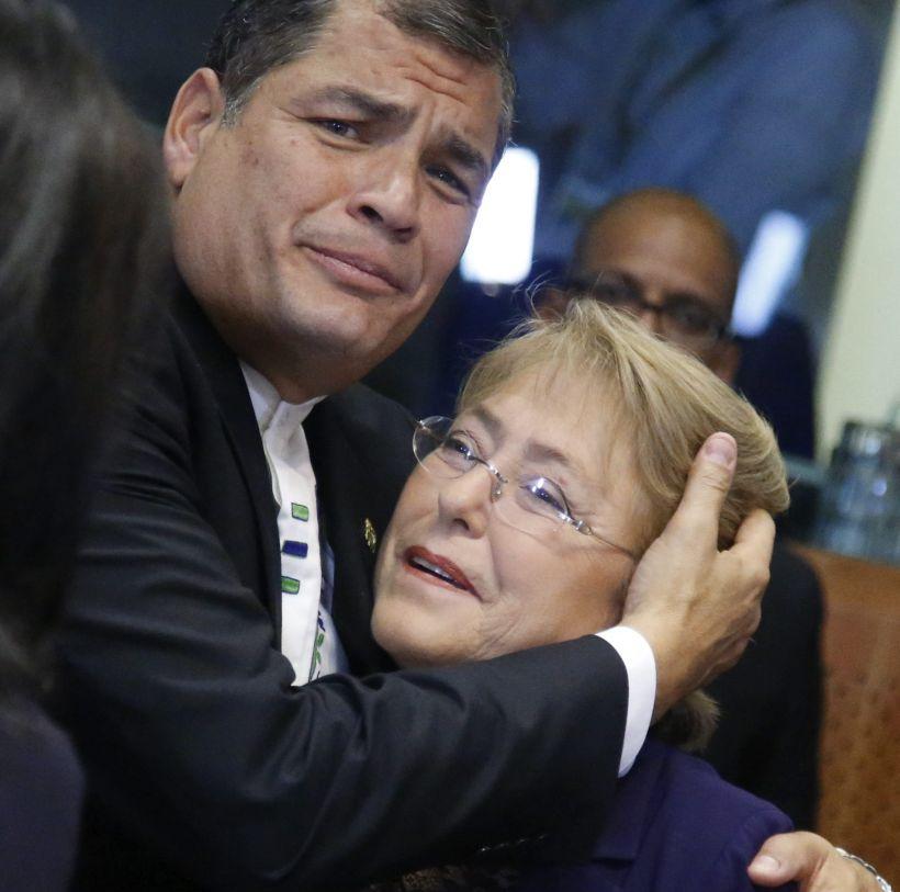 CUMBRE DE LOS JEFES DE ESTADO Y DE GOBIERNO DE 61 PAÍSES DE LA UE Y DE LA CELAC