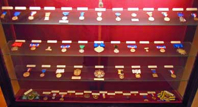 Medallas-Presidente-Augusto-Pinochet