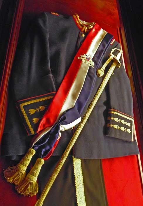 Uniforme-Militar-Presidente-Augusto-Pinochet