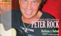 Peter Rock, portada Revista Oriente