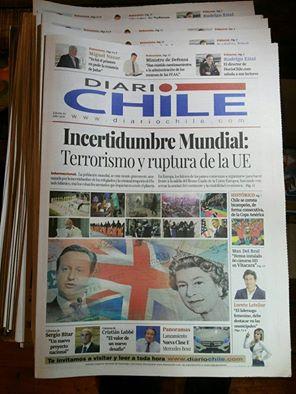 DIARIOCHILE.COM  EDICIÓN IMPRESA