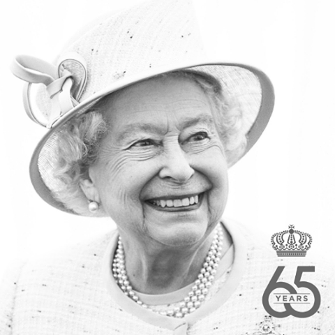 Su Majestad, La Reina