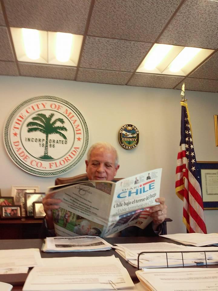 alcalde regalado, entrevista a diariochile