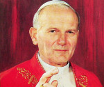Saint St. Pope John Paul II