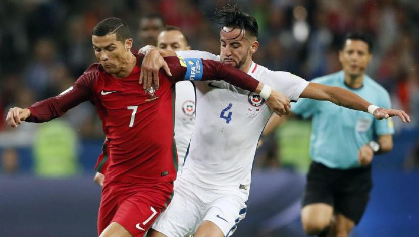 chile gana a portugal