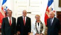 presidentes de chile 2018
