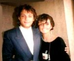SAMY AGUIRRE Y LUIS MIGUEL, CHILE