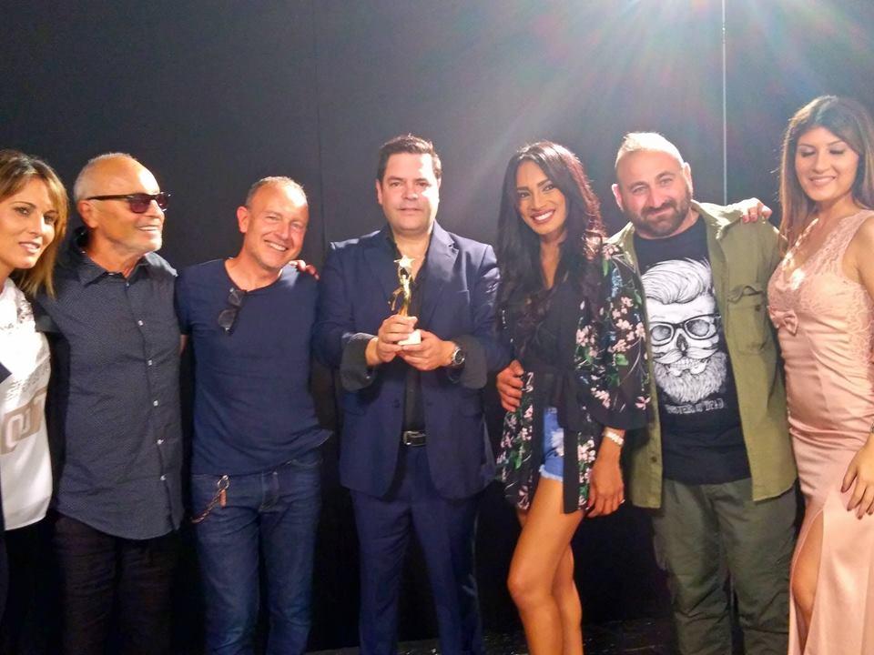 RODRIGO EITEL, GANA EUROPEAN LATIN MUSIC AWARD 2018