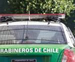 Carabineros distrae a la prensa para poder sacar a Rafael Garay desde su domicilio