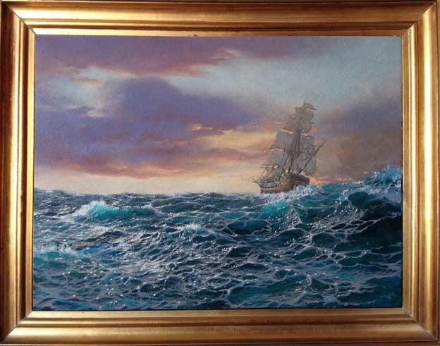marina-Mauricio Leseigneur