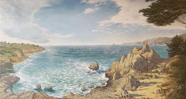 rocas-en-el-agua-Mauricio Leseigneur