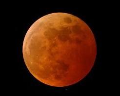 Eclipse total de luna 1